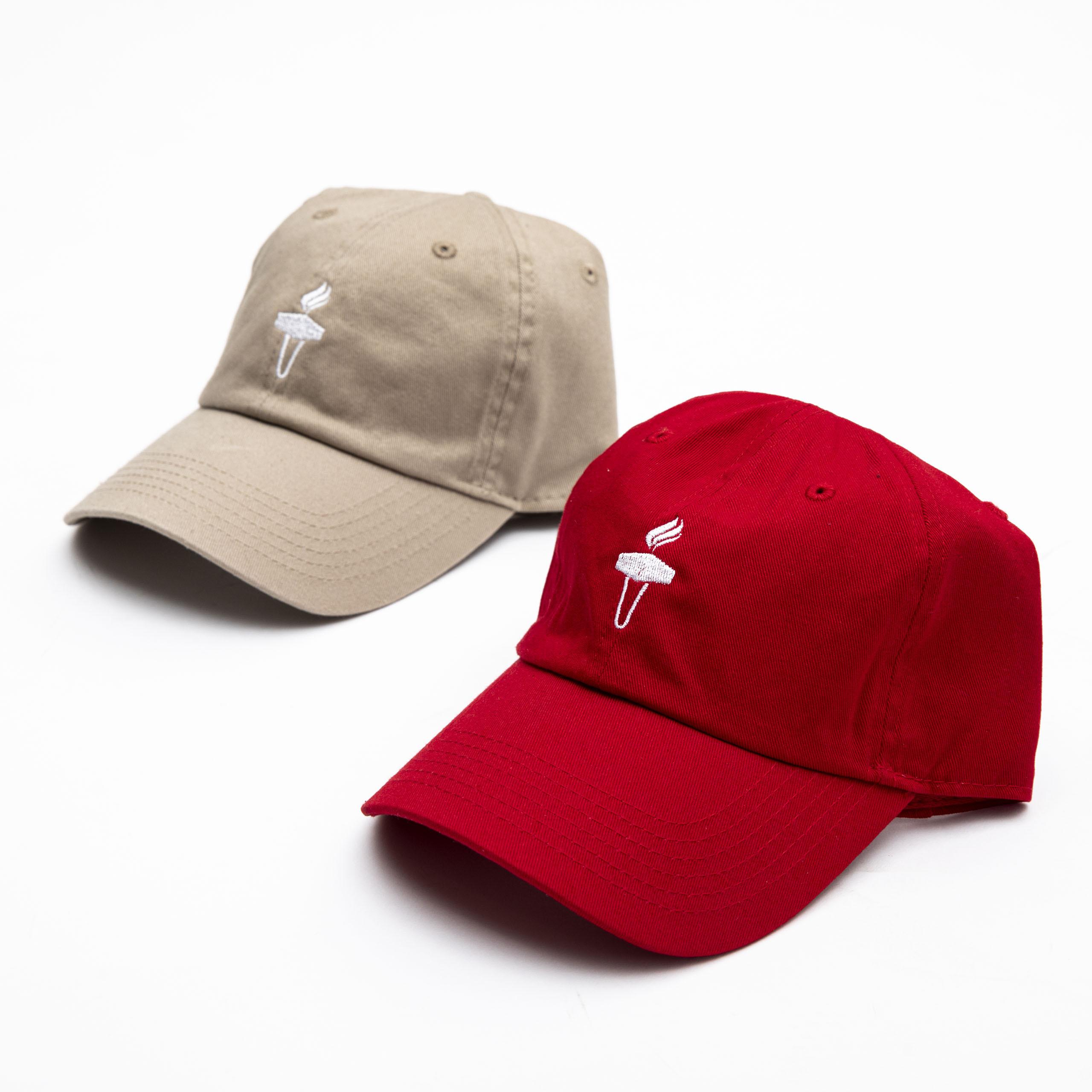 CRATE TORCH CAP RED