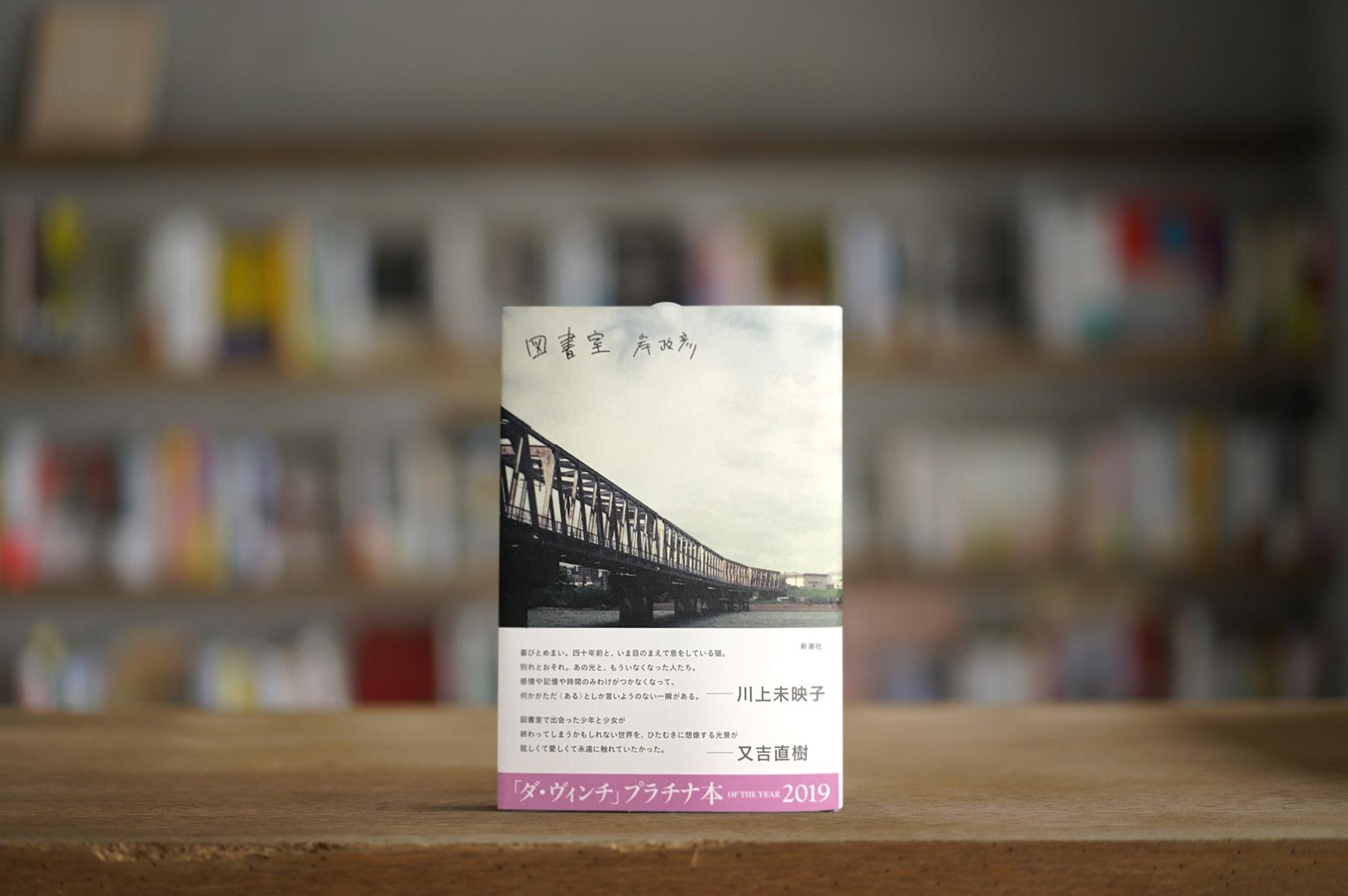 岸政彦 『図書室』 (新潮社、2019)