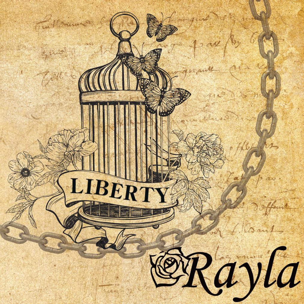 CDアルバム:LIBERTY / Rayla