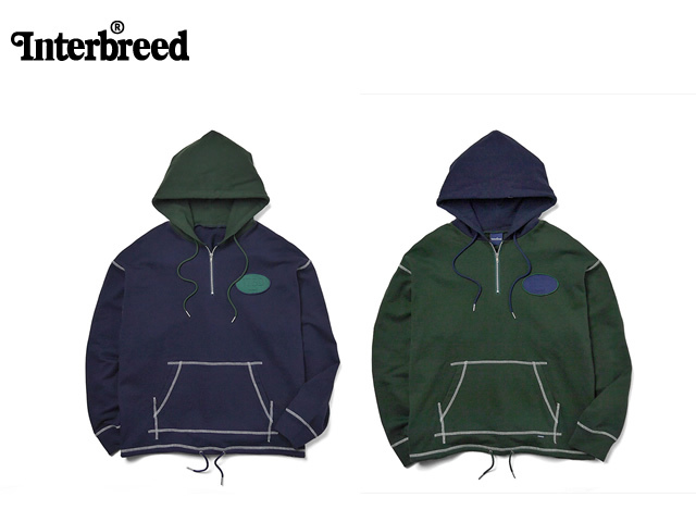 INTEBREED|Stitched Classic Hoodie