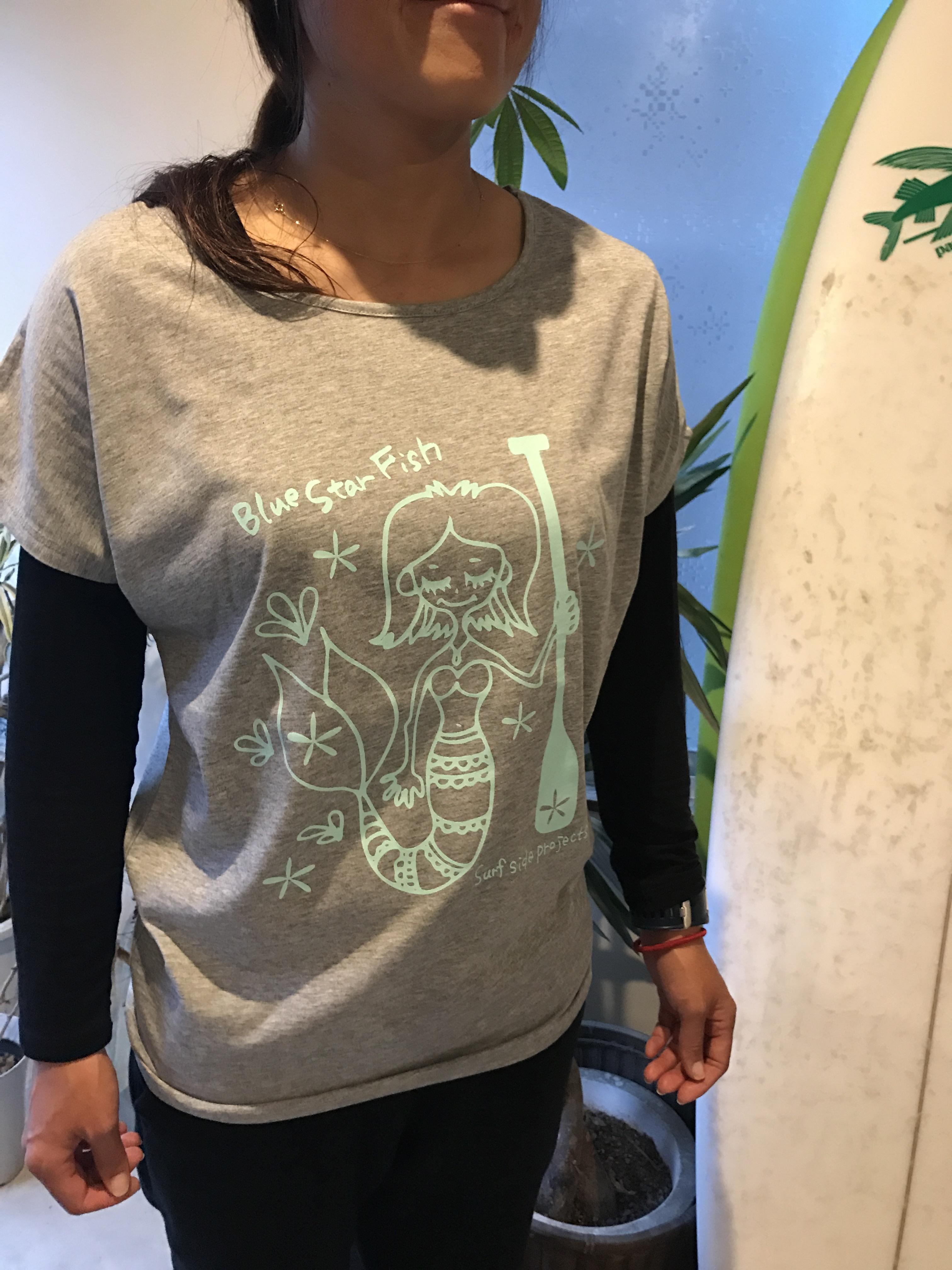 マーメイドTシャツ