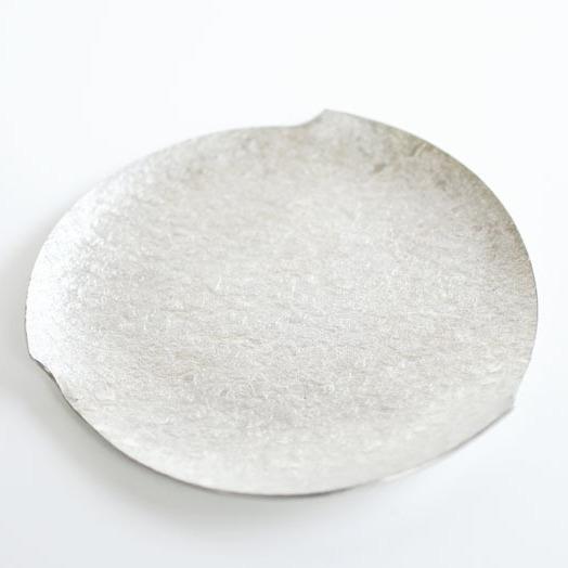 すずえ・山模様の皿  MY11