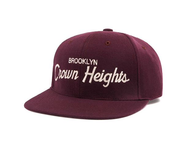 HOOD HAT|CROWN HEIGHTS