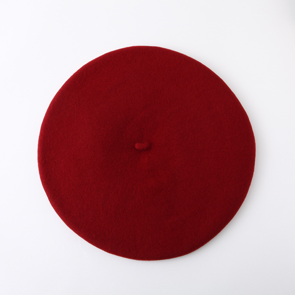バスク帽 RED(サイズ12 / 13.5) TDB-03
