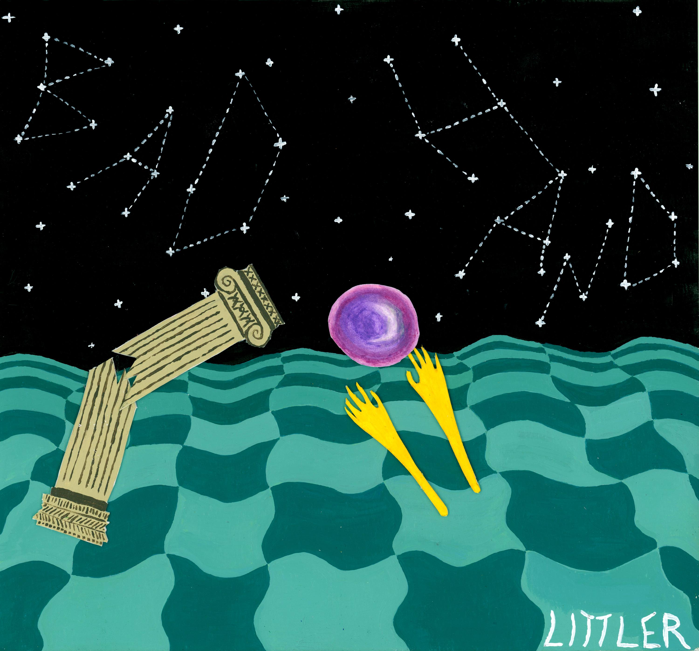 Littler / Bad Hand (100 Ltd 7inch)