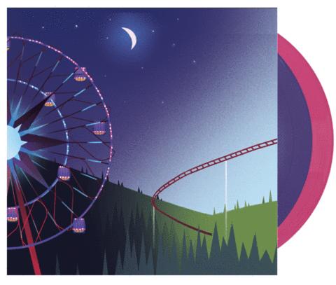 【プラネットコースター】Planet Coaster Soundtrack 2LP - 画像1