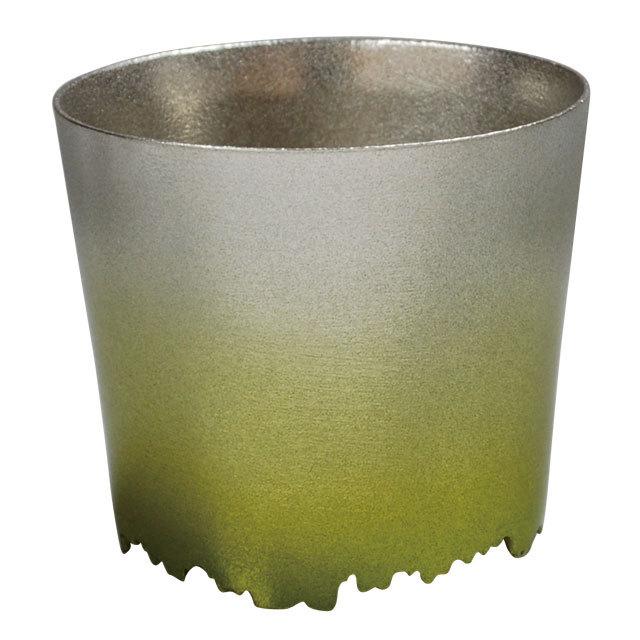 《シキカラーズ_ロックカップ》SHIKICOLORS Bright green Rock Cup