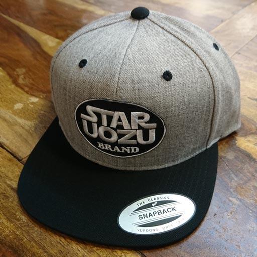 STAR UOZU ベースボールCAP