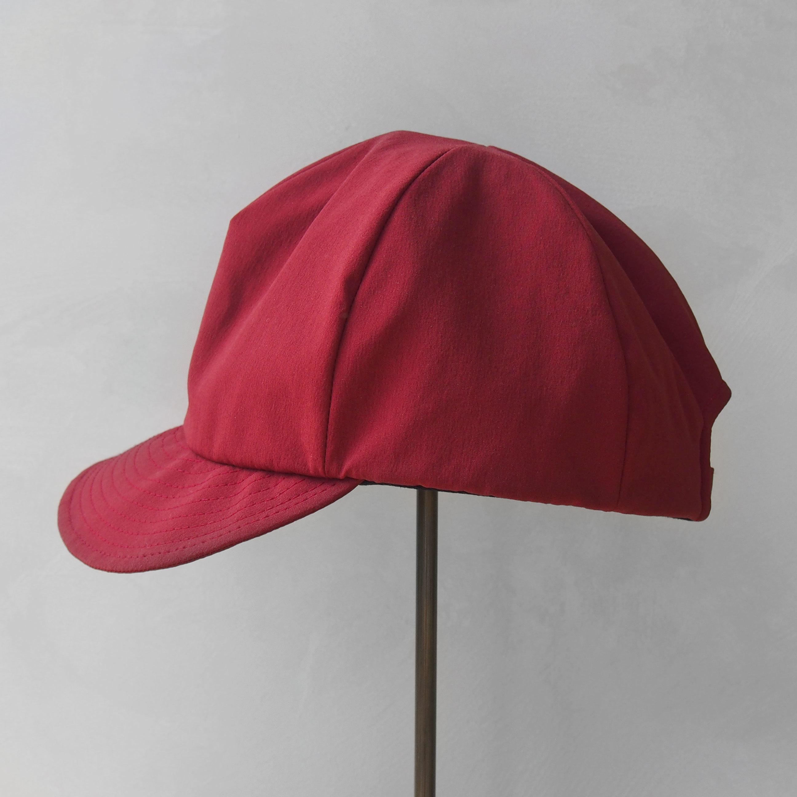 Nine Tailor Aster cap Dark Red