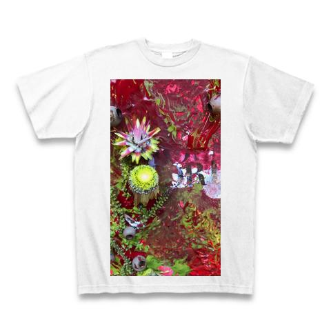 "GOOD BOTANICALシリーズ ""RED painting flower"""