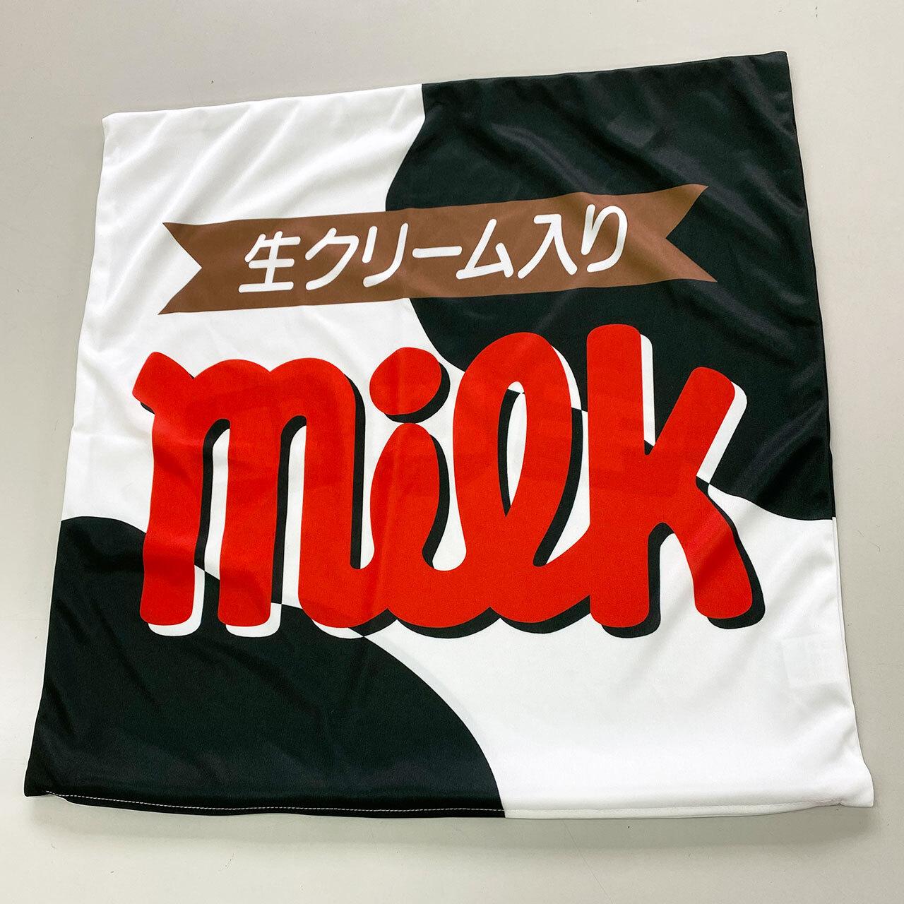 【4589839350624予】チロルチョコ  ミルク クッションカバー