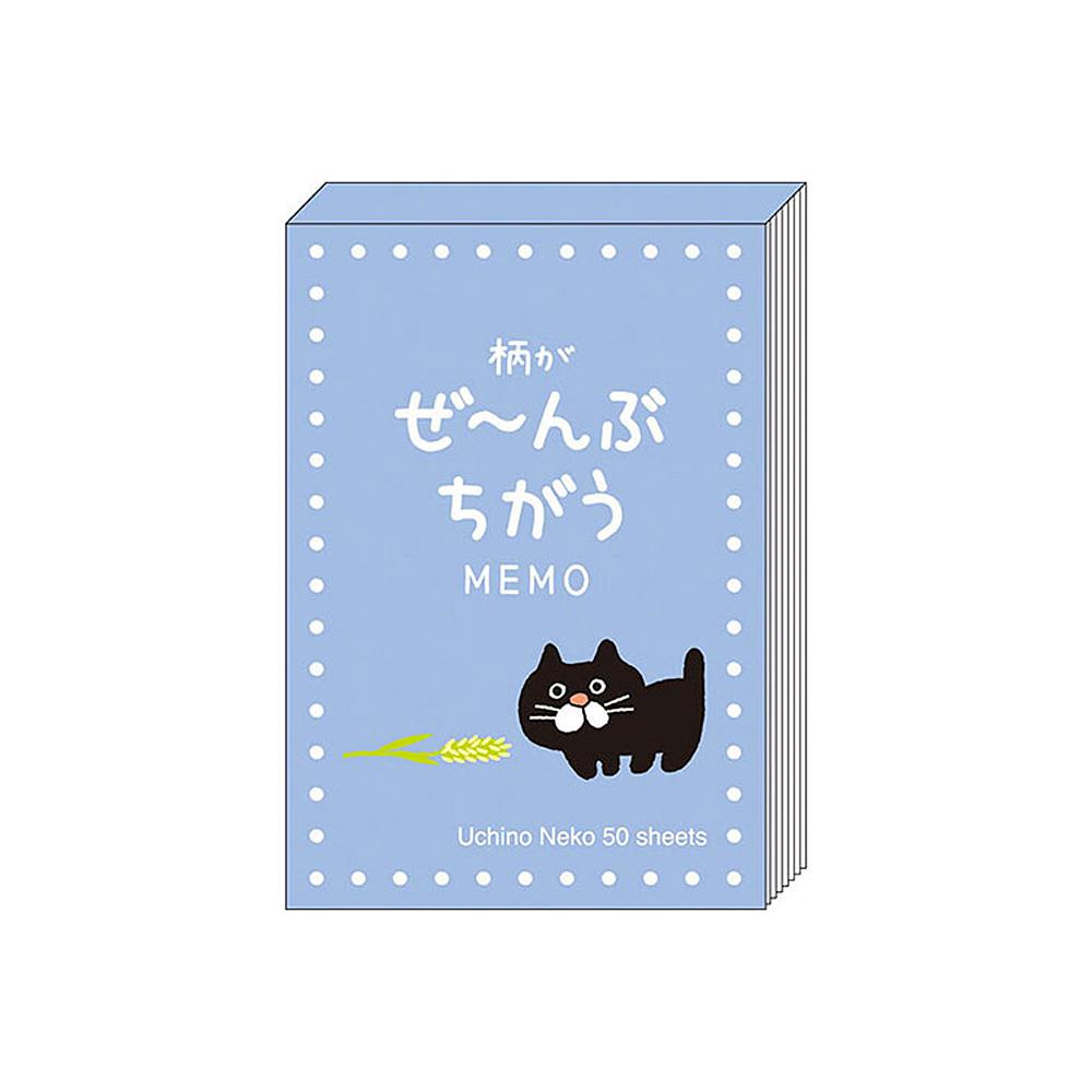 猫メモ(うちのねこ)