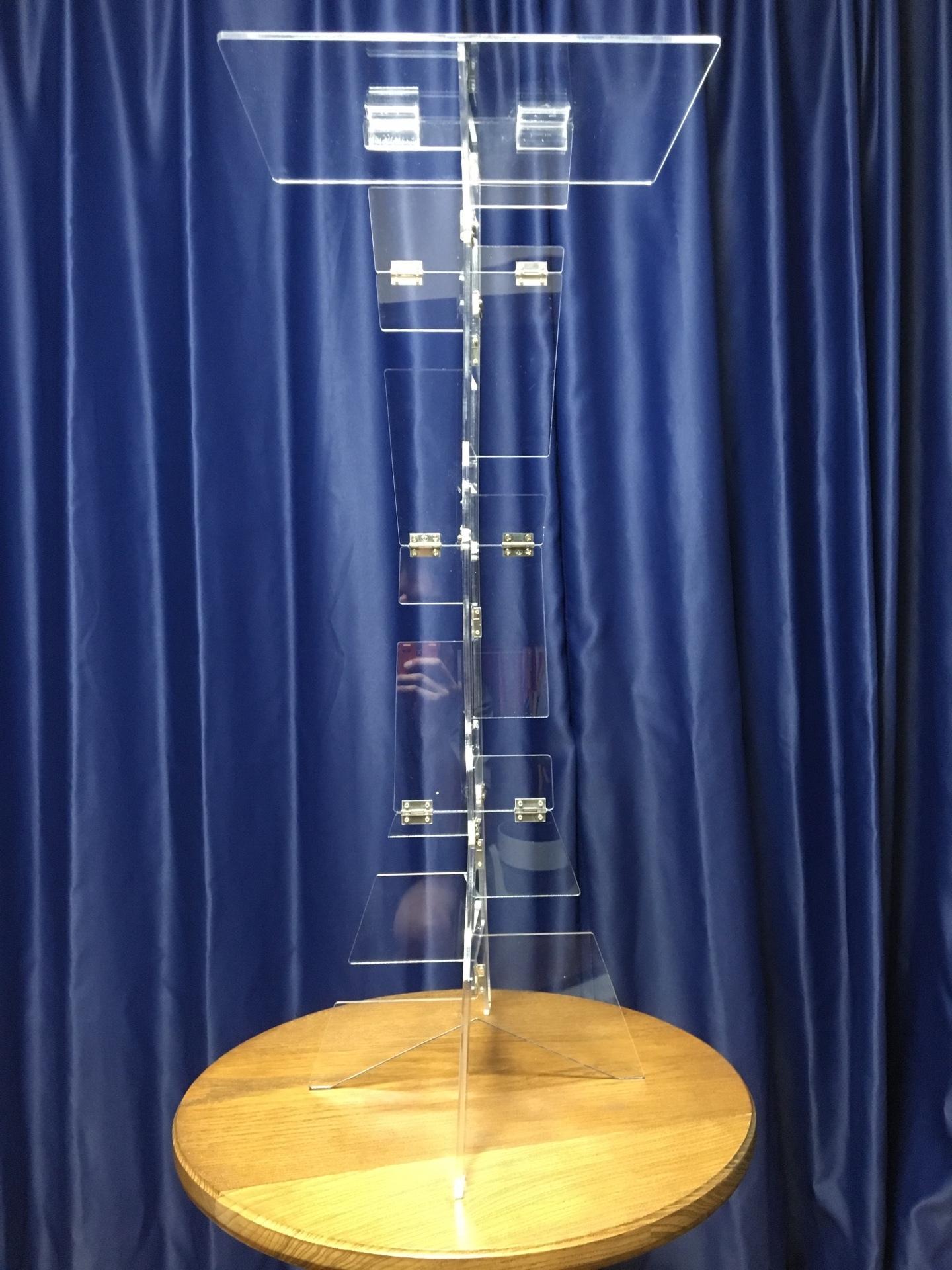 A.F. Table(A.F テーブル)  手品が引き立つ!! マジック用フォールディングテーブルの最高傑作!