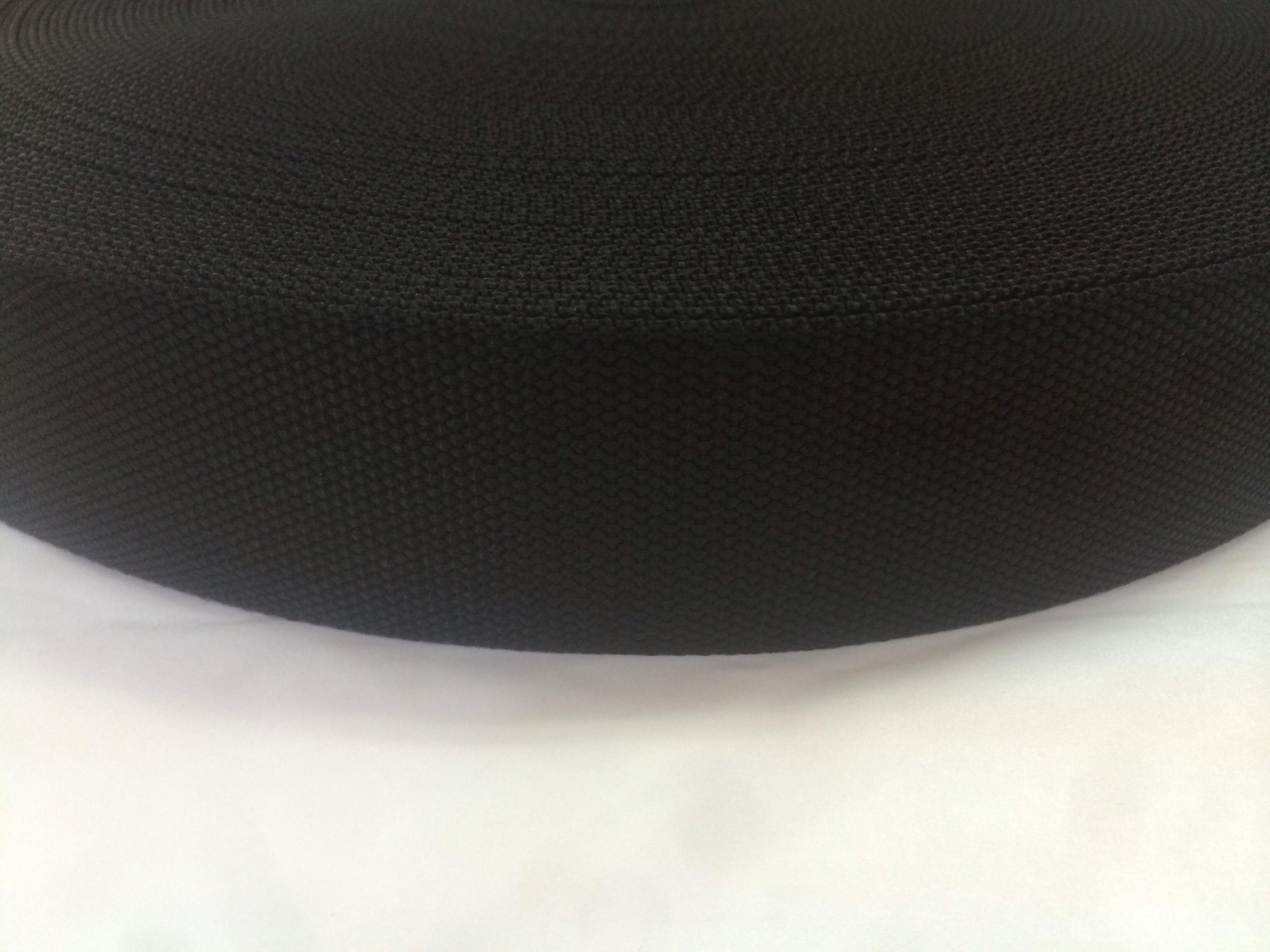 SALE‼  PPベルトテープ 50mm幅 2mm厚 黒 1反(50m)