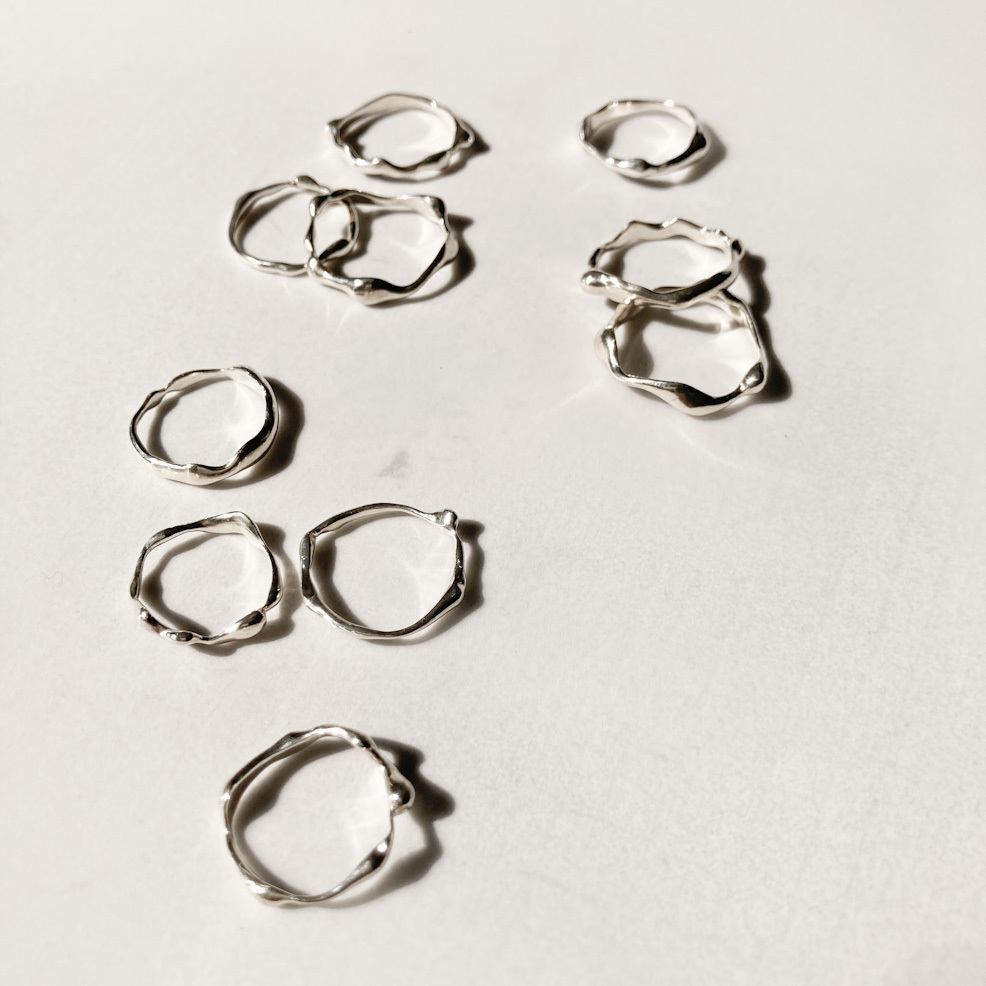 Tube colors ring 12号