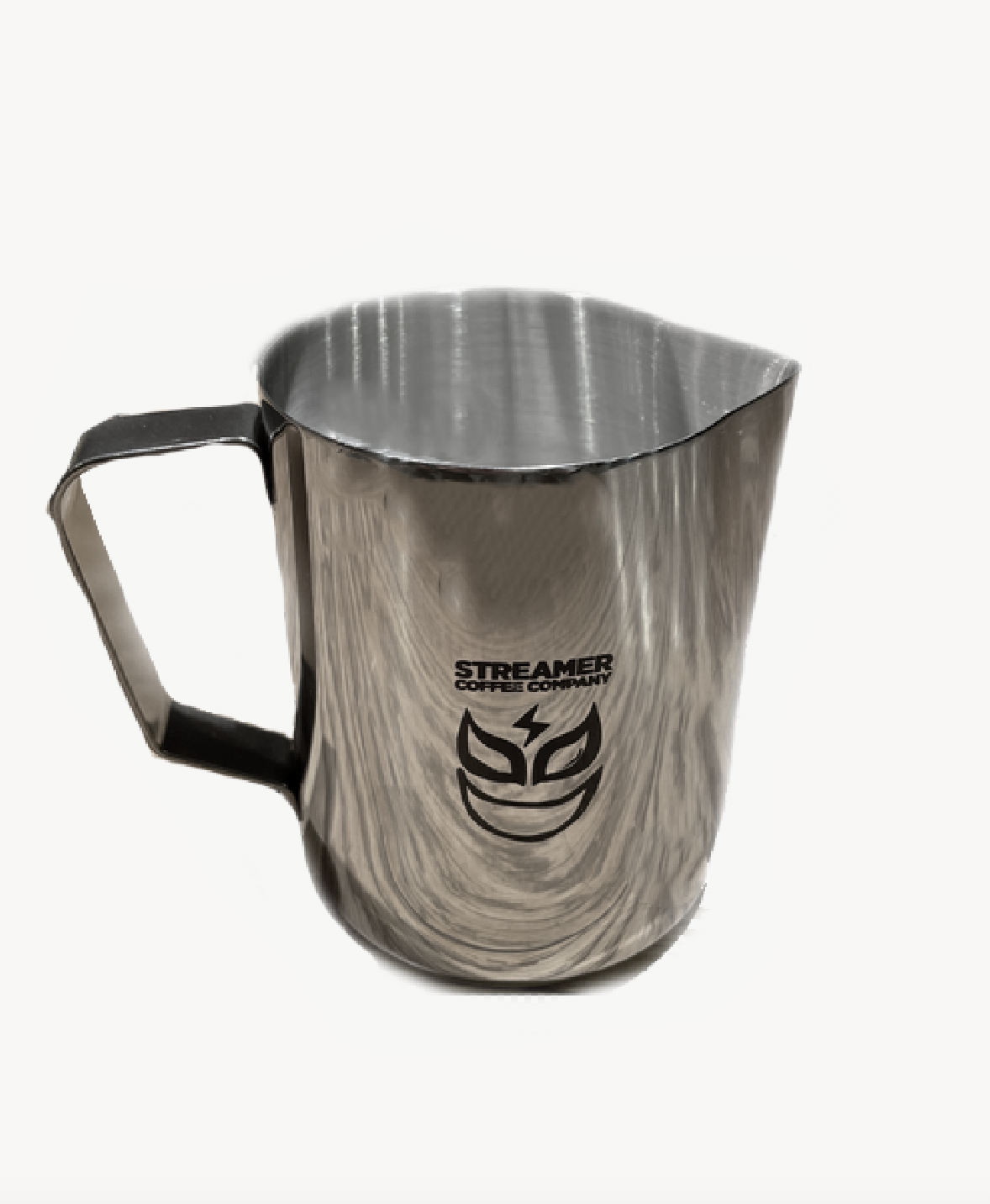 LASER MARK SERIES LIMITED ITEM STRONG STYLE LOGO PITCHER 600ML STAINLESS SILVER