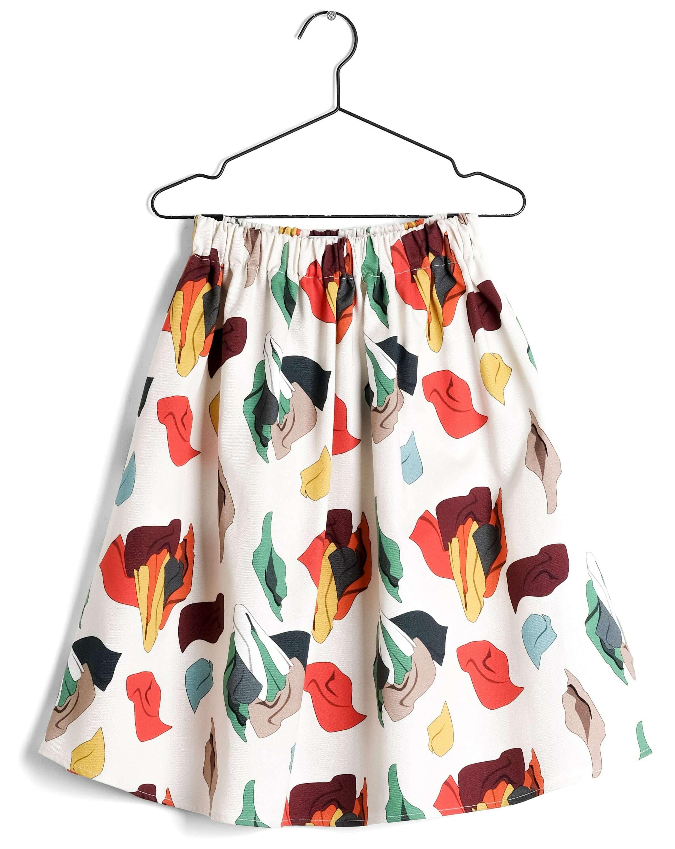 《WOLF & RITA 2019AW》LURDES skirt / samba