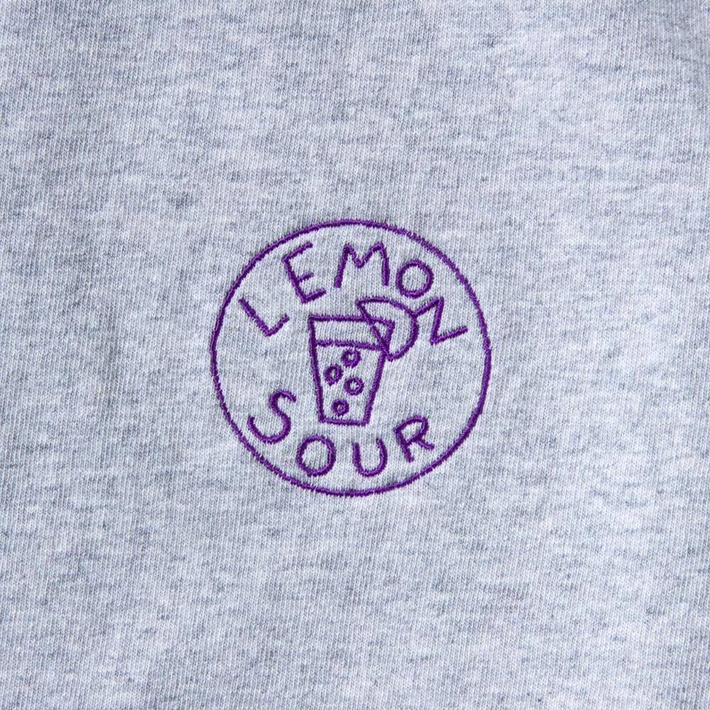 TACOMA FUJI RECORDS LEMON SOUR designed by Tomoo Gokita OATMEAL