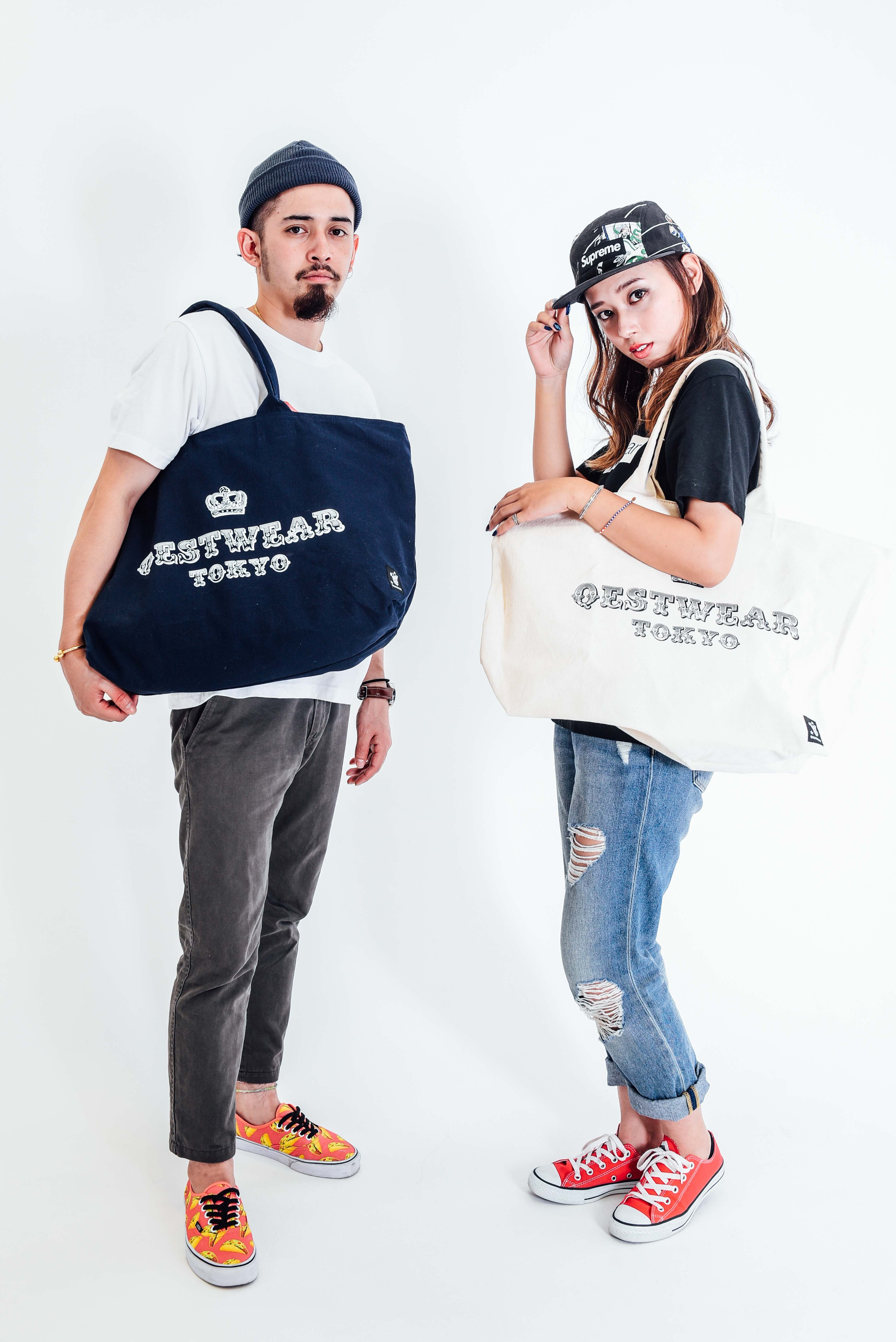CircusTote Bag / Navy - 画像3