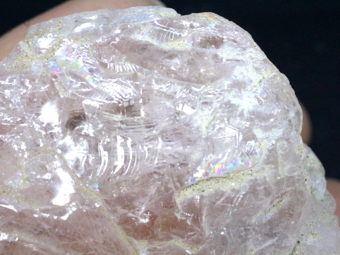 カリフォルニア産! モルガナイト 原石 天然 非加熱 モルガン石 33,5g MN007