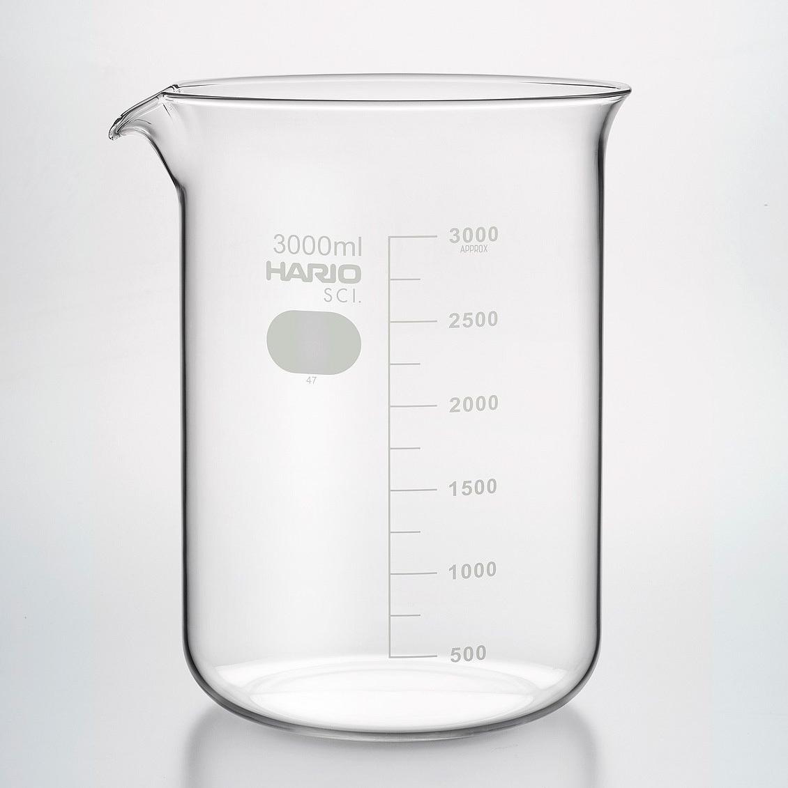 HARIO ビーカー 3,000ml