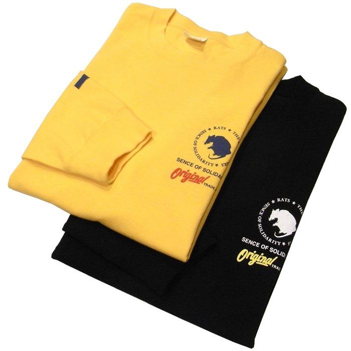 RATS(ラッツ) / PRINT L/S CIRCLE R(18'RTC-0201A)(ロングスリーブTシャツ)
