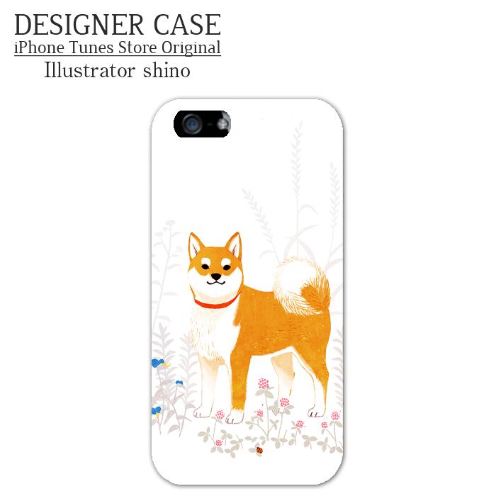 iPhone6 Soft case[shibaken] Illustrator:shino