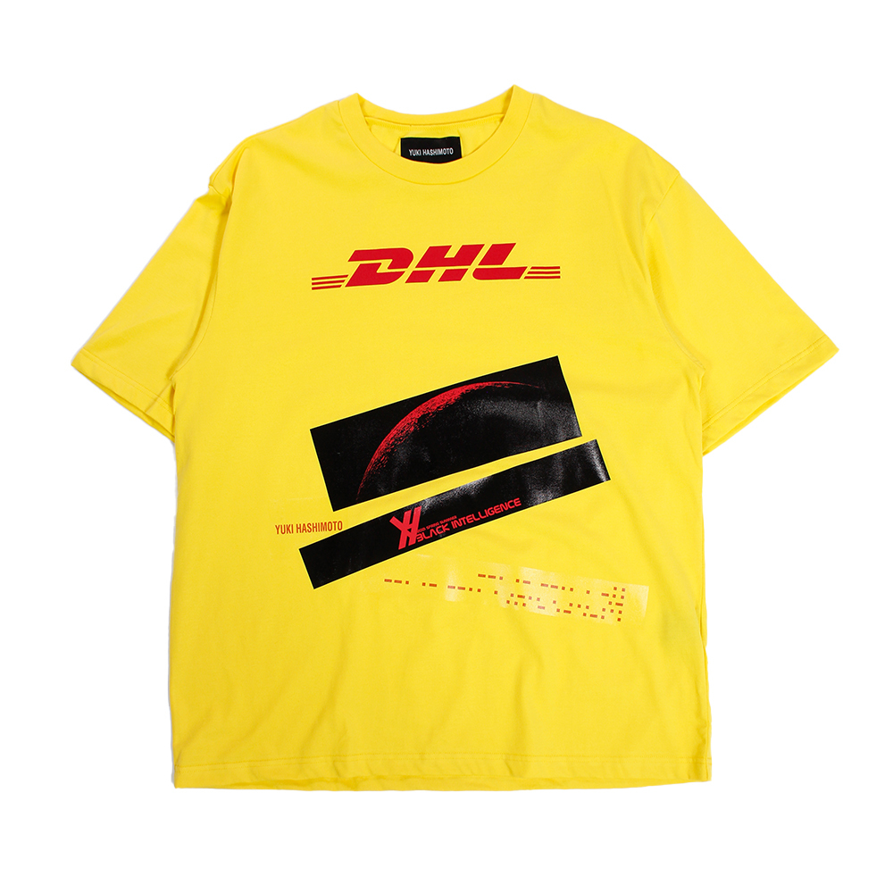 YUKI HASHIMOTO idea by Sosu Exclusive DHL Staff Tee