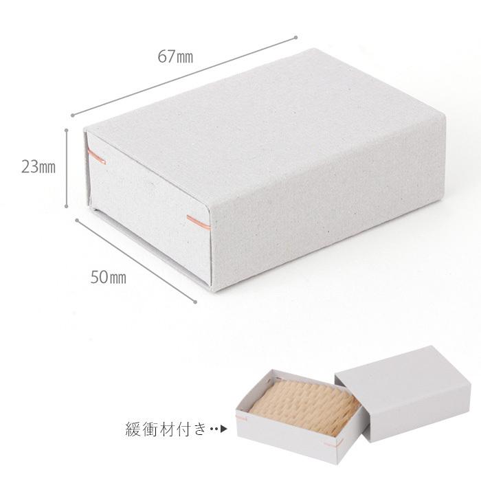 【名入れ箔押し】マッチ箱 スリーブ オリジナルギフトボックス 50個 67×50×23mm SK20