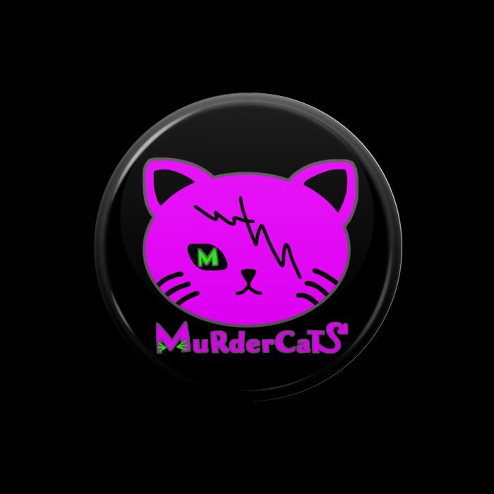 MuRderCaTs 缶バッジ