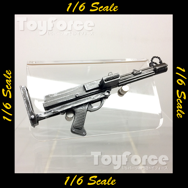【03553】 1/6サイドショウ クローン トルーパー ブラスター武器