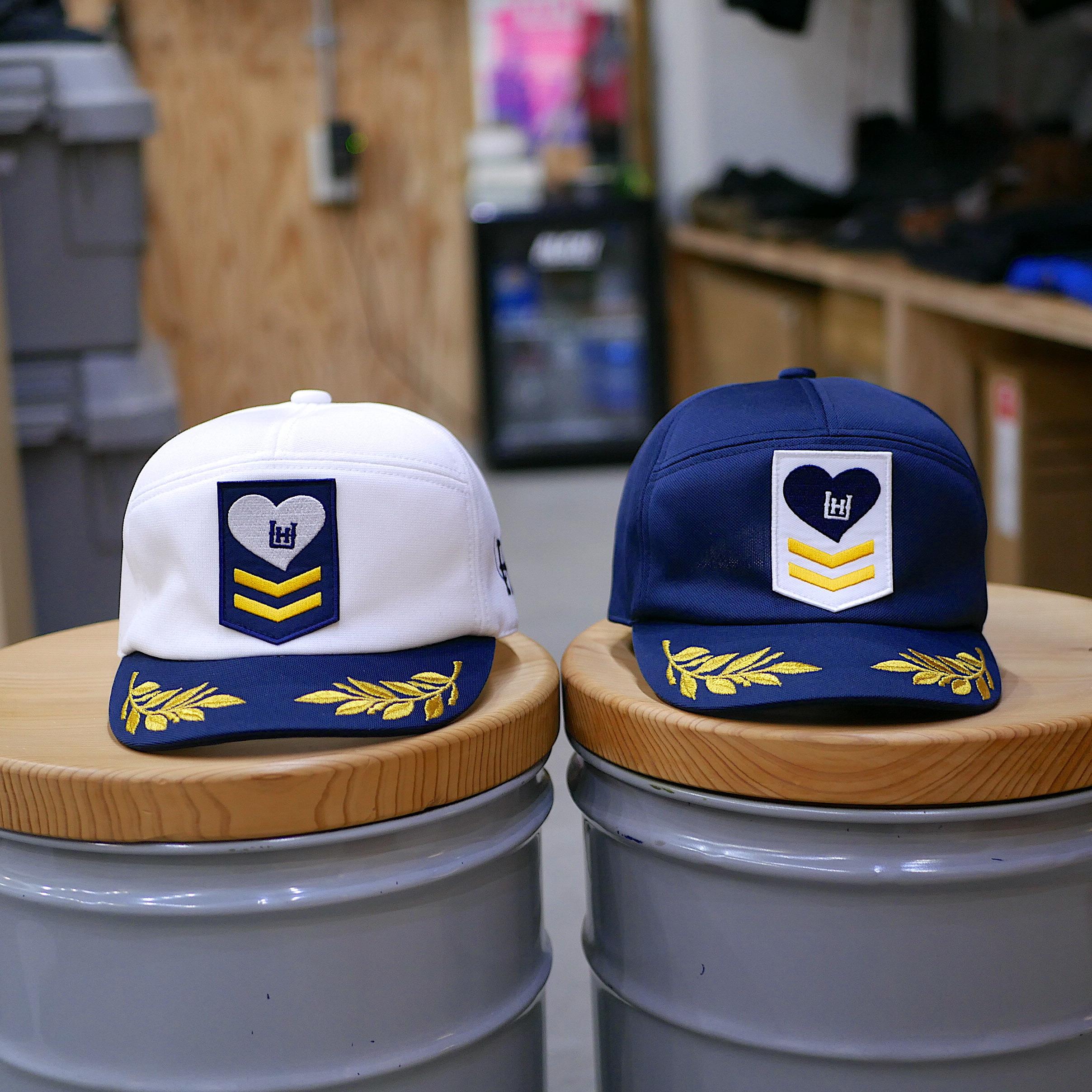 U.H × どら猫帽子店 / アポロキャップ