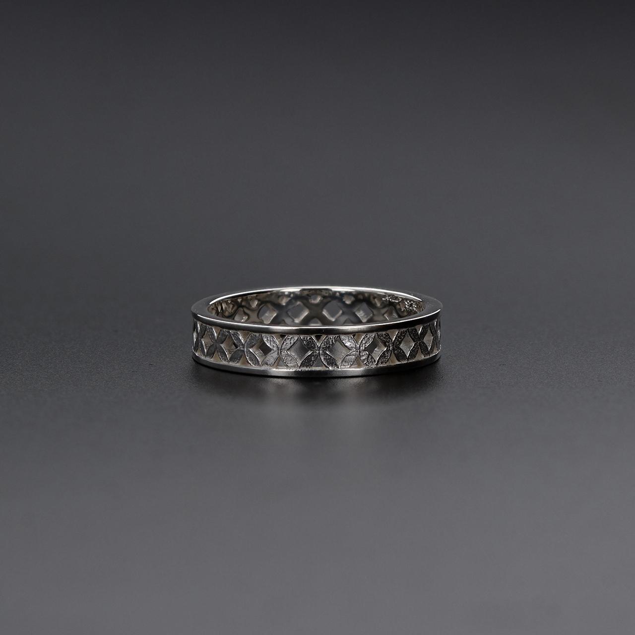 【指輪】結び -七宝繋ぎリング-
