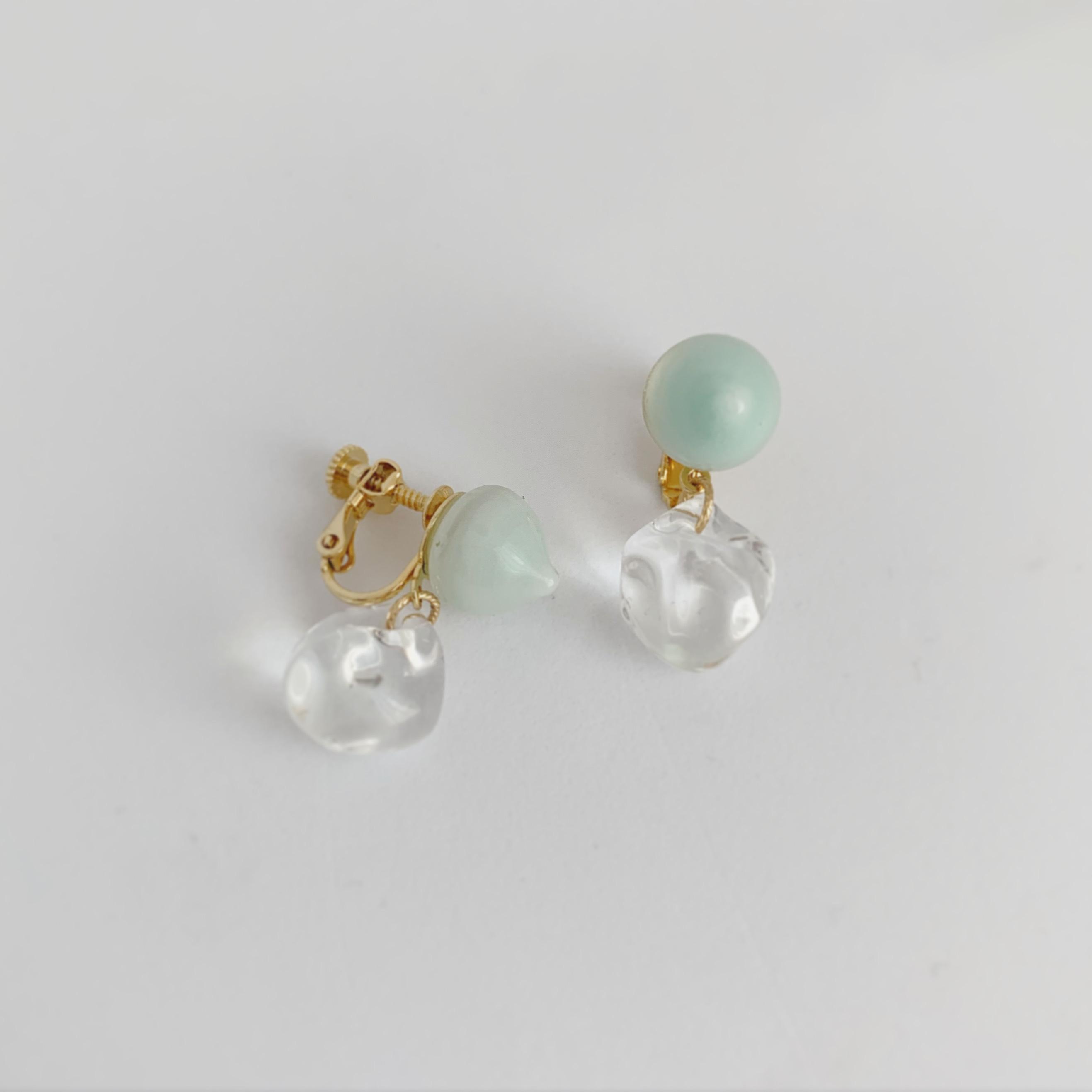 [Bonbon] meringue II  mt / Earring