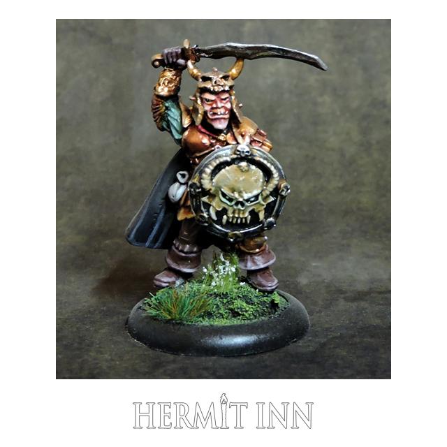 深淵の戦士長:永久に棄てられしもの - 画像1