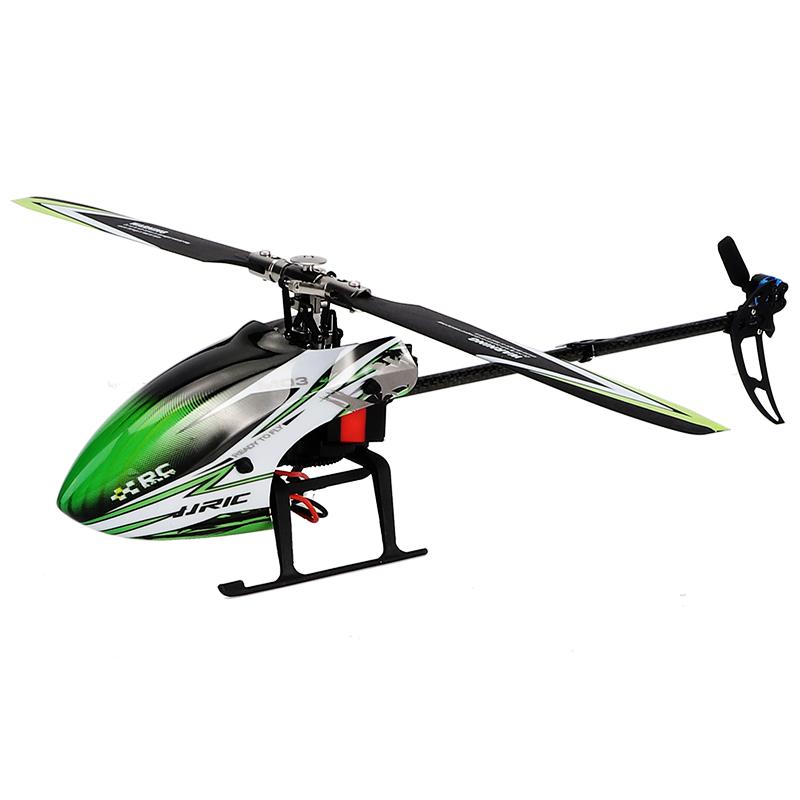 完売◆JJRC M03 RCヘリコプター FUTABAのS-FHSSと互換性有り(純正1個、K130用NeoHeliバッテリー1個付き)
