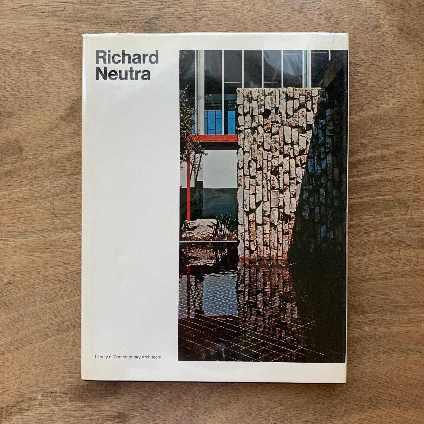 Richard Neutra リチャード・ニュートラ / 現代建築家シリーズ /