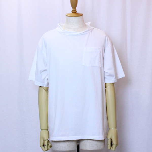 "SALE! 30%OFF! NAPRON(ナプロン) ""DOUBLE NECK T-SHIRT"""