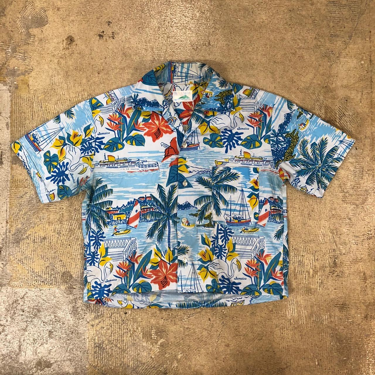 Remake Aloha Shirt No.5
