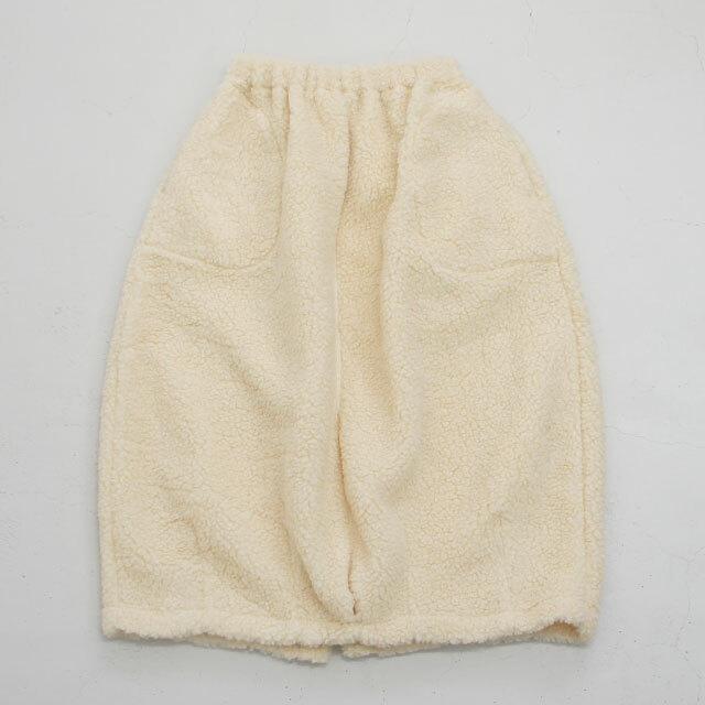 HARVESTY ハーベスティ ボアサーカススカート 【返品交換不可】 (品番a21909)