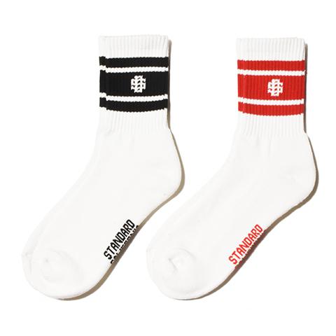 STANDARD CALIFORNIA #SD Sport Socks-2P