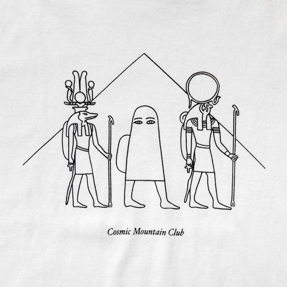 Cosmic Mountain Club designed by Noriteru Minezaki ICE GRAY