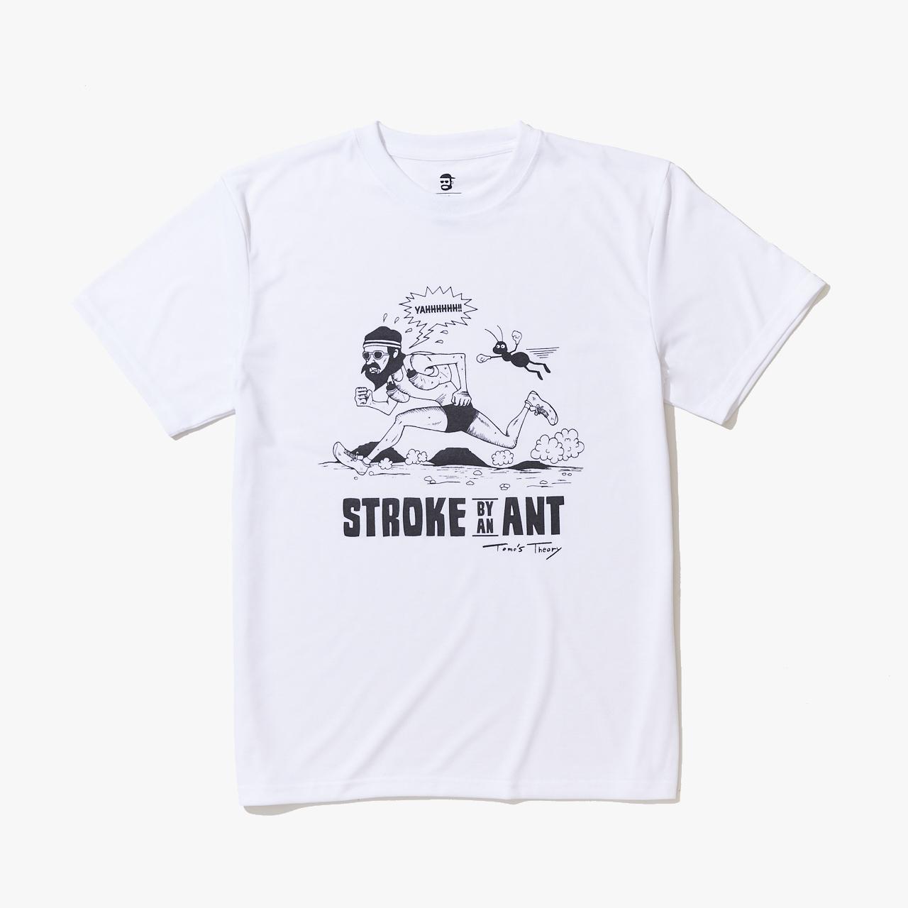 トモズセオリーTシャツ - アリの一撃 BOY