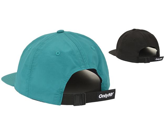 ONLY NY|Nylon Tech Polo Hat