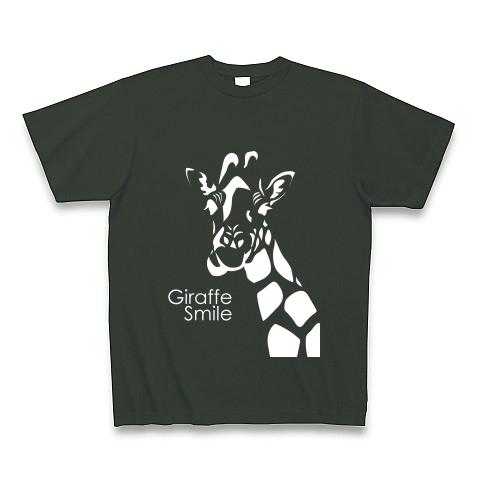 レディースTシャツ☆giraffe☆フォレスト