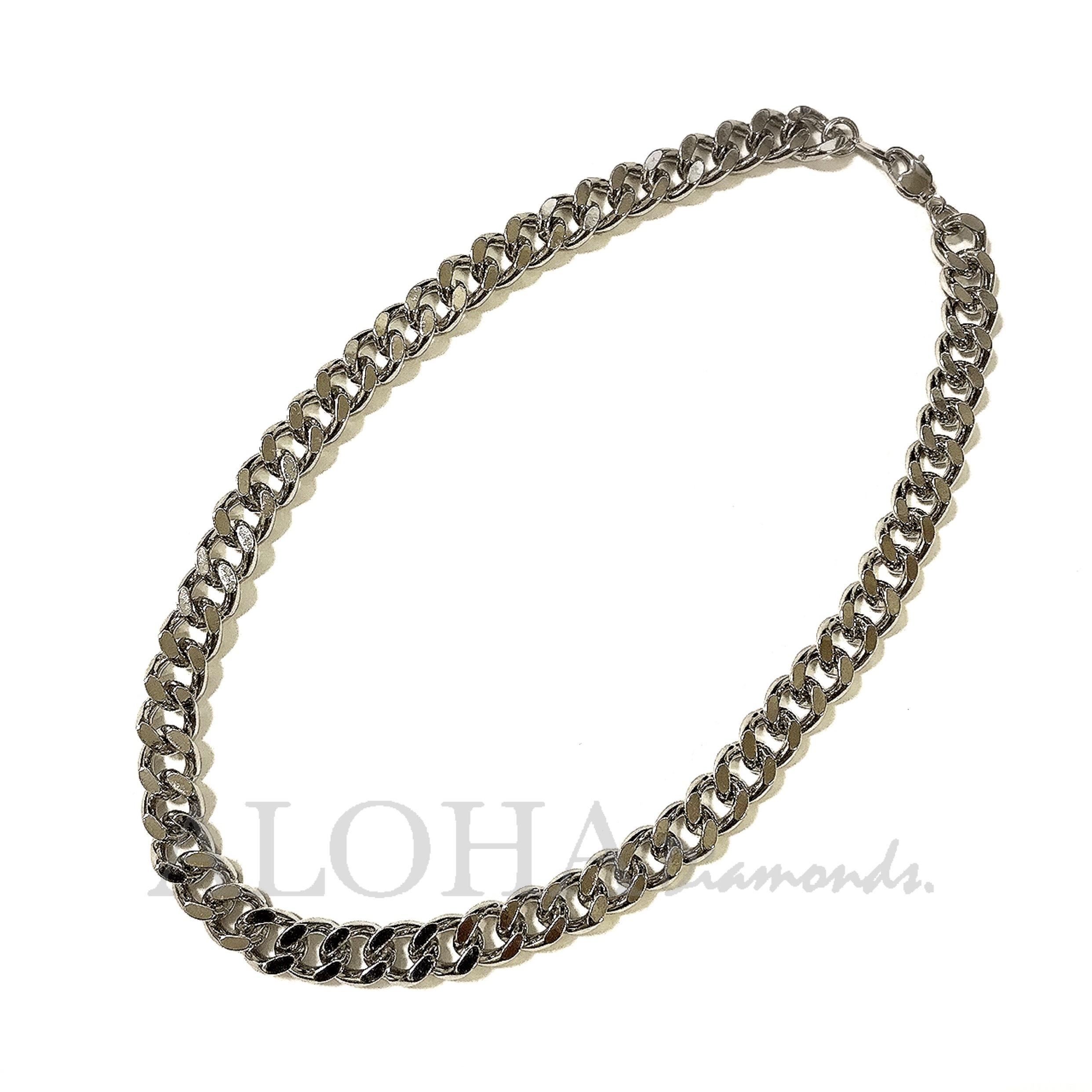 ✴︎✴︎✴︎The chain - No.1✴︎✴︎✴︎シルバー/ネックレス 42cm(ネックレス単品)
