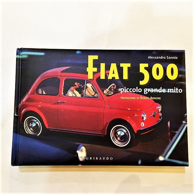 FIAT 500 piccolo grande mito【一冊のみ】【Used books】【税込価格】