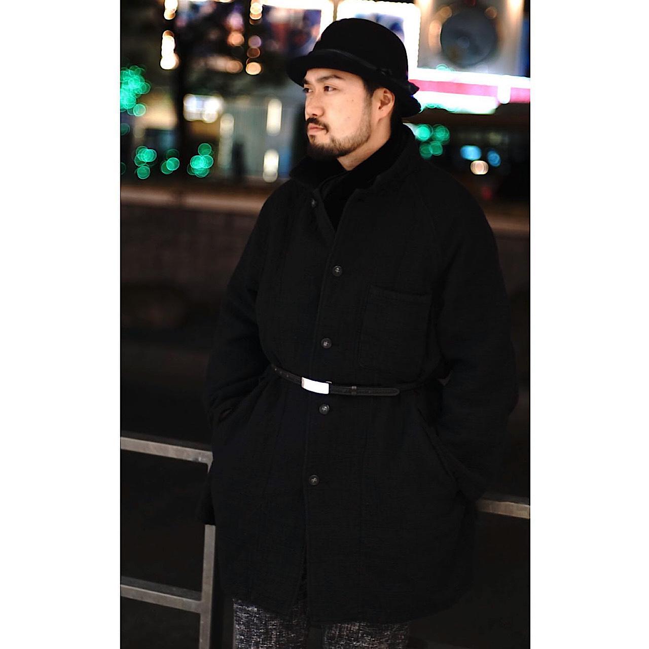PC SASHIKO LIGHT SUMMER COAT GINZA EXCLUSIVE