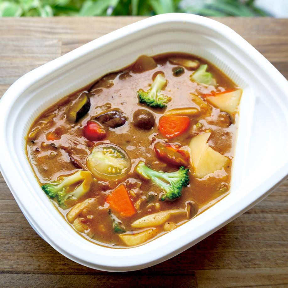 [ ルウのみ ] たっぷり野菜のカレー / Vegetable Curry Roux / 豐富野菜咖哩純醬