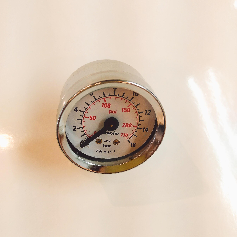 プレッシャーゲージ● E61グループヘッド圧力計